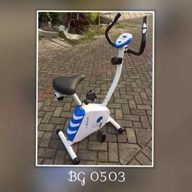 Sepeda Statis Magnetik Bike // Halmadri AJ 11U15
