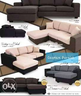 2.18# Best deals on L shape sofa