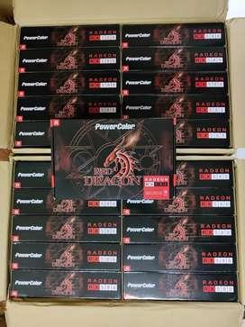 Powercolor Red Dragon RX 580 8GB - RX580