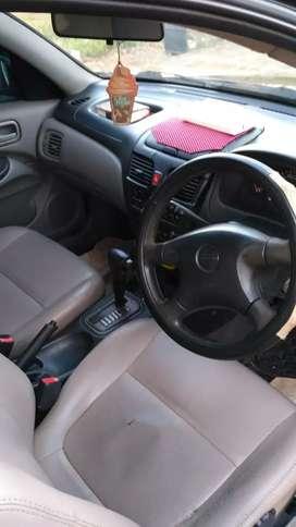 Nissan sunny matic 2001 terawat (Pemakaian wanita)