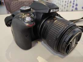 Camera DSLR NIKON D3300 KIT 18-55mm VR II