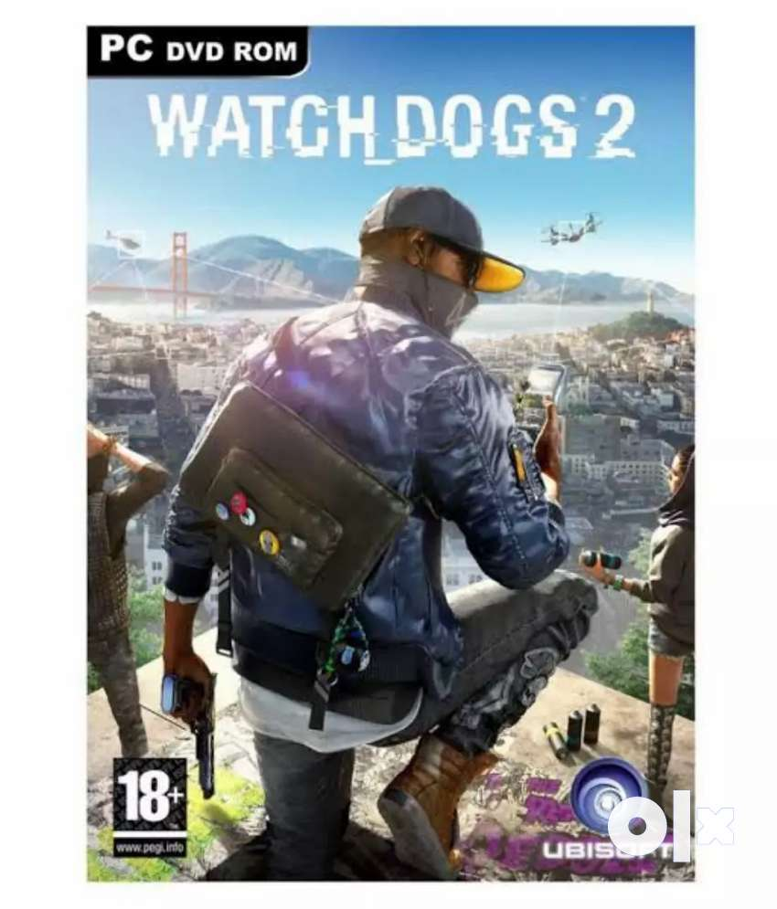 Watch Dogs 2 for Pc At a Very Less Price 0