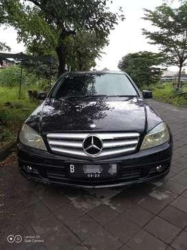 Mercedes Benz ( Mercy ) C200 CGI Tahun 2010