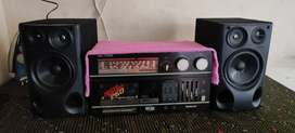National Vintage Radio System