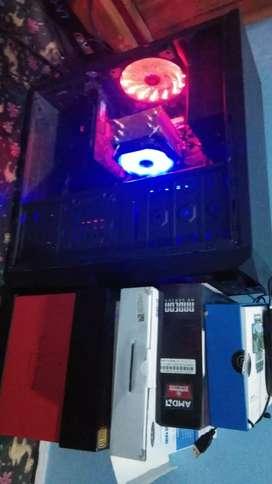 Pc gaming core i5 6400 game lancar jaya