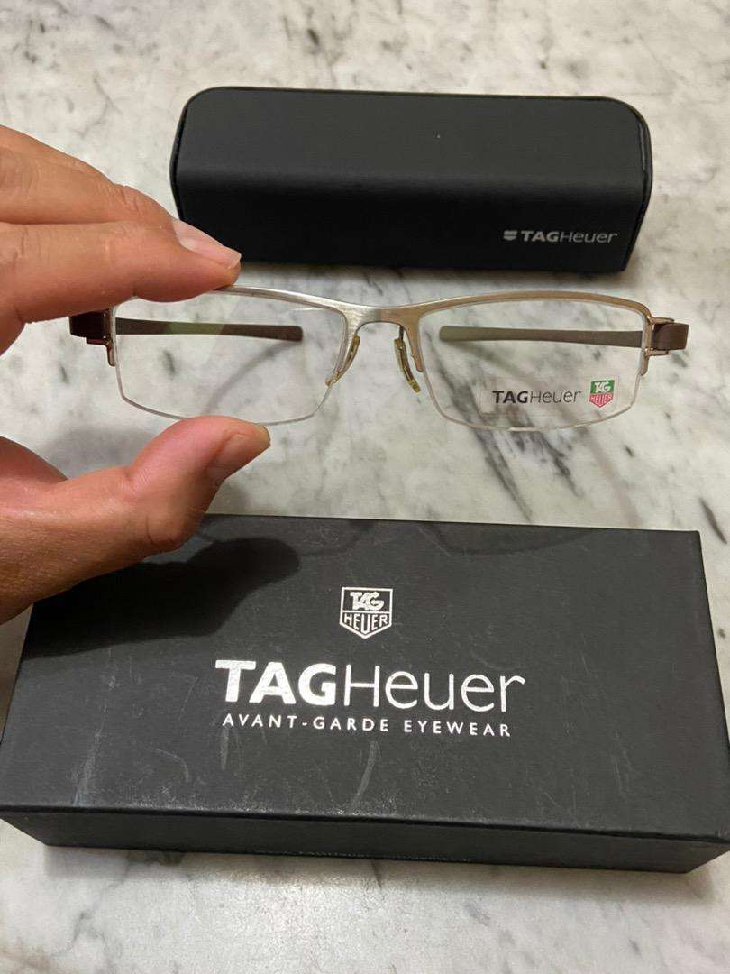 Tag Heuer Eyewear Kacamata Sport 0
