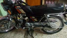 Hero honda cd100ss sales in show room condition