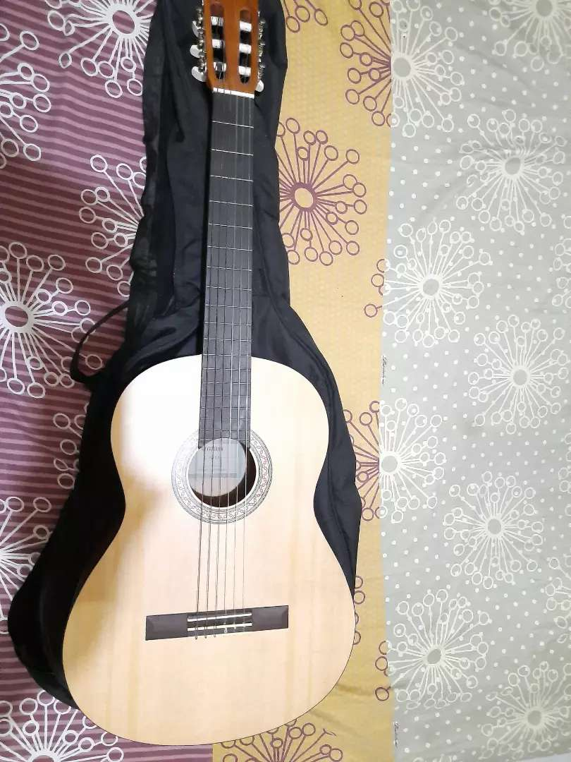 Gitar Yamaha C 30 M mulus seperti baru 0