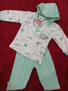 *Hoodie Suit* *Size* : 3 to 9months