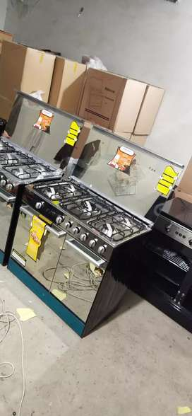 Cooking Rang with oven