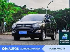 [OLX Autos] Toyota Kijang Innova 2016 Reborn 2.0 Bensin MT #Power Auto