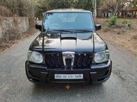 Mahindra Scorpio 2009-2014 LX BSIV, 2012, Diesel