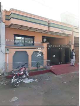 Independent 5 Marla House for Rent in Ghouri Ghauri Ghori town