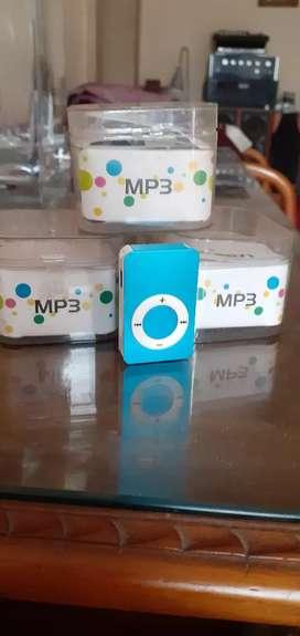 MP3 Mini lengkap kabel chas dan handset