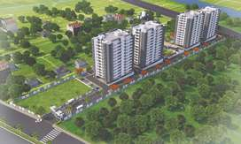 ALL Modern amminties 1 BHK for sale at Talegaon 21.05 Lacs(inc.all)