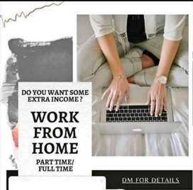 Change your life forever by doing data entry