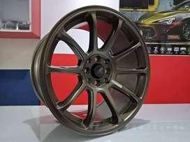velg mobil ring 17 untuk valco dll warna bronze