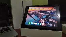 Ipad 6 atau ipad 2018 wifi + cell 128GB GREY
