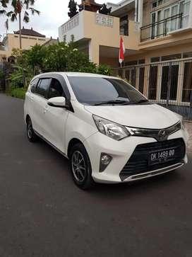 Toyota calya G matic 2017 asli Bali