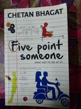 Five point someone-Chetan bhagat