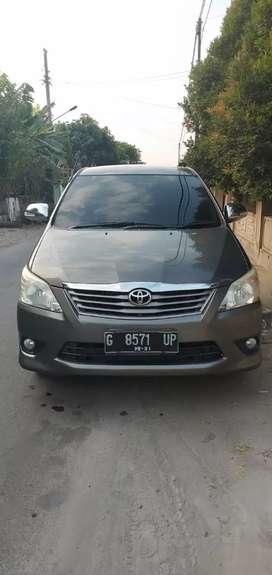 Toyota Innova 2.0 G Matic bensin thn 2011