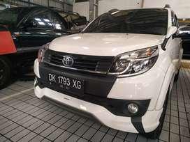 Toyota rush trd manual