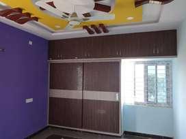 2BHK New Semi-furnished Flat for Rent 12,500, Kanajiguda, Tirumalagiri