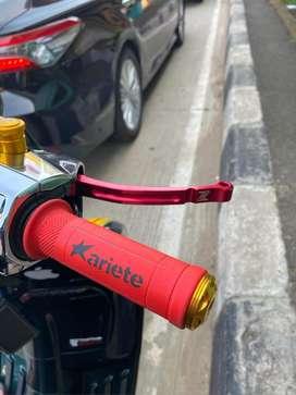 Handgrip Ariete ARIRAM Original+ Handle Rem Zelioni Red Vespa Sprint