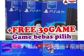 [NEW] PS4 PRO 1TB +FREE 30GAME SONY PLAYSTATION SLIM FAT PS 4 HARDISK
