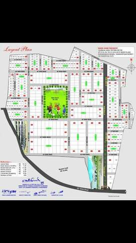 VUDA APPROVED PLOTS FOR NEAR 6 LINES HIGHWAY SMALL INVESTMENT