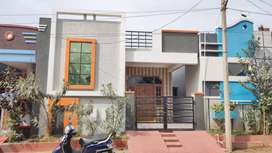 100sqyrds 850sft Ready to move Independent house available in Nagaram