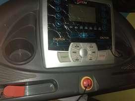 Fully automated treadmill