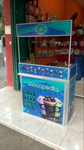 Paket Usaha Minuman Coklat + Booth