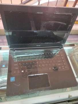 ACER E1 432 | INTEL CEL N3350 | RAM 4GB | HDD 500GB | VGA INTEL HD |