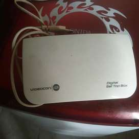Videocon dish connection