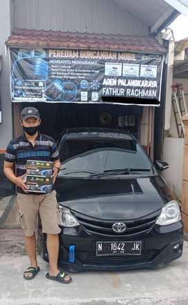 BALANCE DAMPER produk istimewa yang mampu atasi Guncangan Keras Mobil