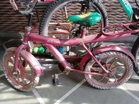 Bicycle hi speed
