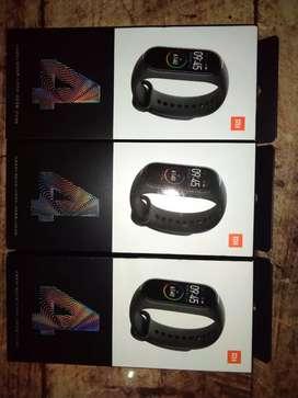 Termurah! Promo! Smarwatch Xiaomi Miband 4 New Original bhs Indonesia