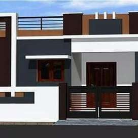 7 marla plot with Ample parking space