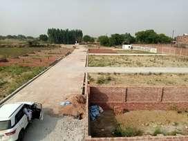 Plot at Ramaipur Kanpur Chouraha.