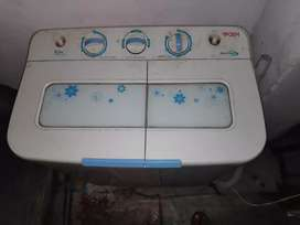 Gem semi-automatic Washing Machine in great condition