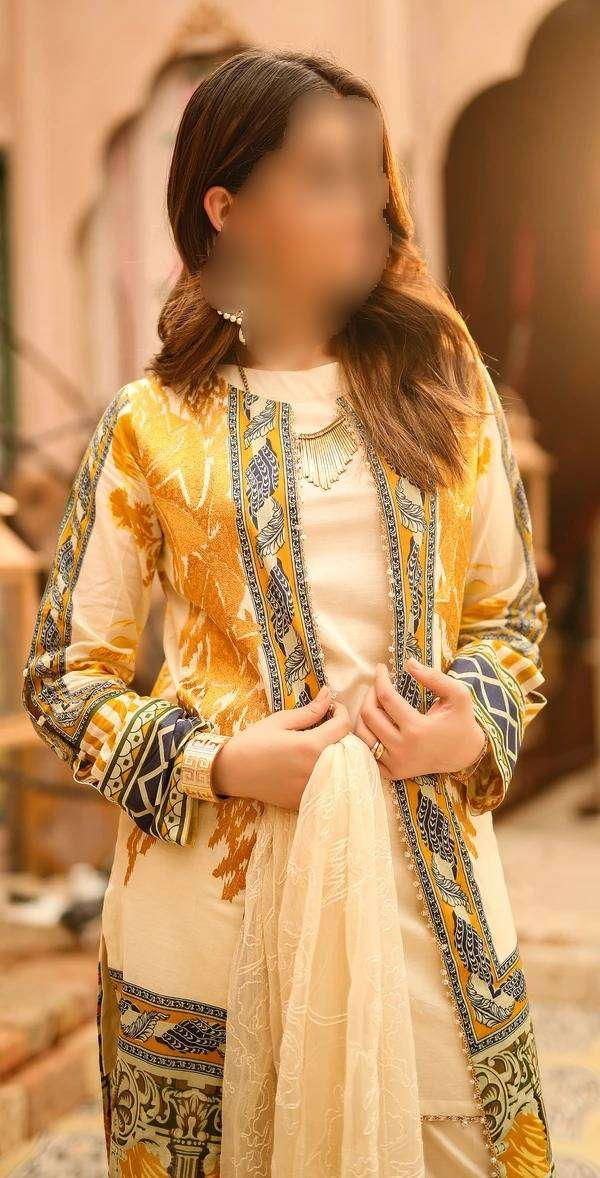 _*SHADES OF FESTIVE*_ BY *SALITEX* LAWN COLLECTION 2019 Premium Lawn 0