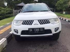 Dijual Pajero sport Asli Bali th 2012