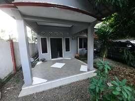 Rumah tinggal plus rumah burung walet 3 lantai