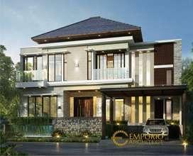 Jasa Arsitek Tangerang Desain Rumah 304m2