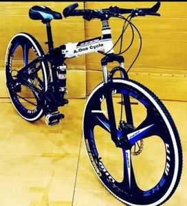 Folding cycle makwheel model 21  gears