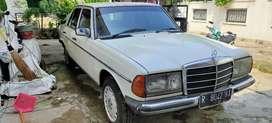 Mercedes Tiger 1986 Mercy Siap Pakai AC, Ban, Dinamo, Aki Baru