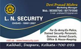Security and housekeeping service provider