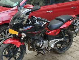 220 pulsar , recently changed battery n tubeless tyre