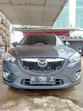 Mazda CX-5 2.5 A/T Tahun 2013 Super Macan Unit Seperti Baru KM low